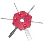 Terminal Tool 14900 Red Removal 1 Each