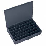 DURHAM 099-95 Adjustable Compartment Large Horizontal Box