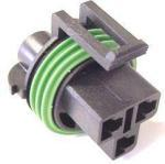 12131592 Delphi Metri-Pack 480 3 Way Female Connector 1 Each