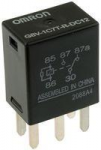 Omron G8V-1C7T-R-DC12 High Current Micro 280 Automotive Relay