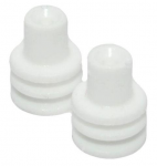 12089442 Delphi 150 Series Metri-Pack 20-22 Cable Seal White Bag of 25
