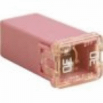 JCASE High Amp Fuse 30A Pink 1 Count Bag