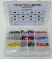 The Electrical Depot ATO Fuse Assortment Kit, 241 Pieces