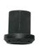 Stud Nut Group 31 Negative Black Cap Nut Bag of 5