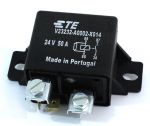 Power Relay V23232-A0002-X014, 24V SPST, 75 Amps w/resistor