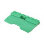 Deutsch W12P Wedge Green Bag of 2