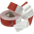 "Red & White Reflective Tape 2""x150' 983-32ES 1 Each"