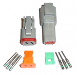 Deutsch DT 2 Way (Male & Female) Connector Kit