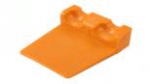 Deutsch WP2P Wedge Orange 5 Each