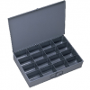 DURHAM 113-95 16 Compartment Large Scoop Box