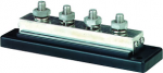Blue Sea 2104 Power Bus Bar 4 600 Ampere Common 1 Each