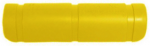"Epha ® HP6Y, Hose Protectors, 6"", Yellow, 0.75"" to 1.25"" OD"