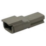 Deutsch DTM04-2P Receptacle 2 Pin Gray 5 Each