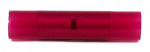 8 Gauge Butt Connector Insulated Nylon Red Bag of 25
