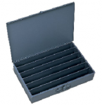 DURHAM 125-95 6 Compartment Large Scoop Box