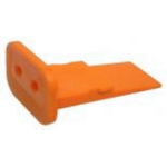 Deutsch W2S Wedge Orange Bag of 5