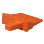 Deutsch WM8P Wedge Orange Bag of 5
