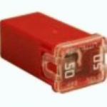 JCASE High Amp Fuse 50A Red 1 Count Bag