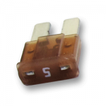 5 Amp MICRO2™ Fuses 32V DC Tan Pack of 5