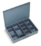 DURHAM 119-95 Adjustable Compartment Large Vertical Box