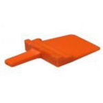 Deutsch WM3P Wedge Orange Bag of 5