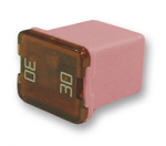 Low Profile JCASE 30 Amp Pink 1 Count Bag