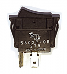 58027-06 Cole Hersee Weather Resistant Rocker Switch