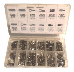 High Temp Terminal Assortment 300 pices plus case