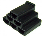 Delphi 2977233 56 Series Female 6 Cavity Connector 5 Pack