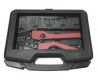 NSPA Heat Shrink Ratchet Crimping Tool Kit, T-R-50-Kit-1