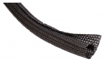 "Techflex Flexo® F6 Wrappable 1/8"" Split Braided Sleeving 25'"