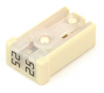 Littelfuse 0695025.PXPS Slotted MCASE+ Cartridge Fuse, 25A, 32V, Time Delay Pack of 5