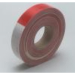 "Red & White Reflective Tape 1-1/2""x150' 983-32ES 1 Each"