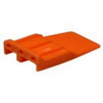 Deutsch WM3S Wedge Orange Bag of 5
