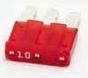 MICRO3™ 10 Amp Fuses 32V DC Red Pack of 5