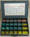 Heat Shrink Terminal Assortment Kit 1 Each