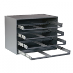 DURHAM 310-95 Easy Slide Rack 4 Drawers