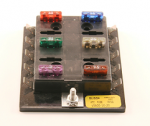 Bussman 15600-10-20 Fuse Block 10 Position 1 Each