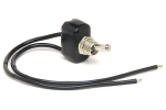 Cole Hersee 5582-10 SPST On-Off, PVC Coated Toggle Switch