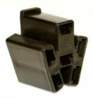 Delphi 2984017 56 Series 6-Way Female Connector Pack of 5