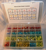 Nylon & Heat Shrink Terminal Assortment.