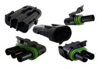 Delphi Weather Pack Connectors