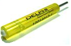12014012 Delphi Weather Pack Removal Tool Yellow 1 Each