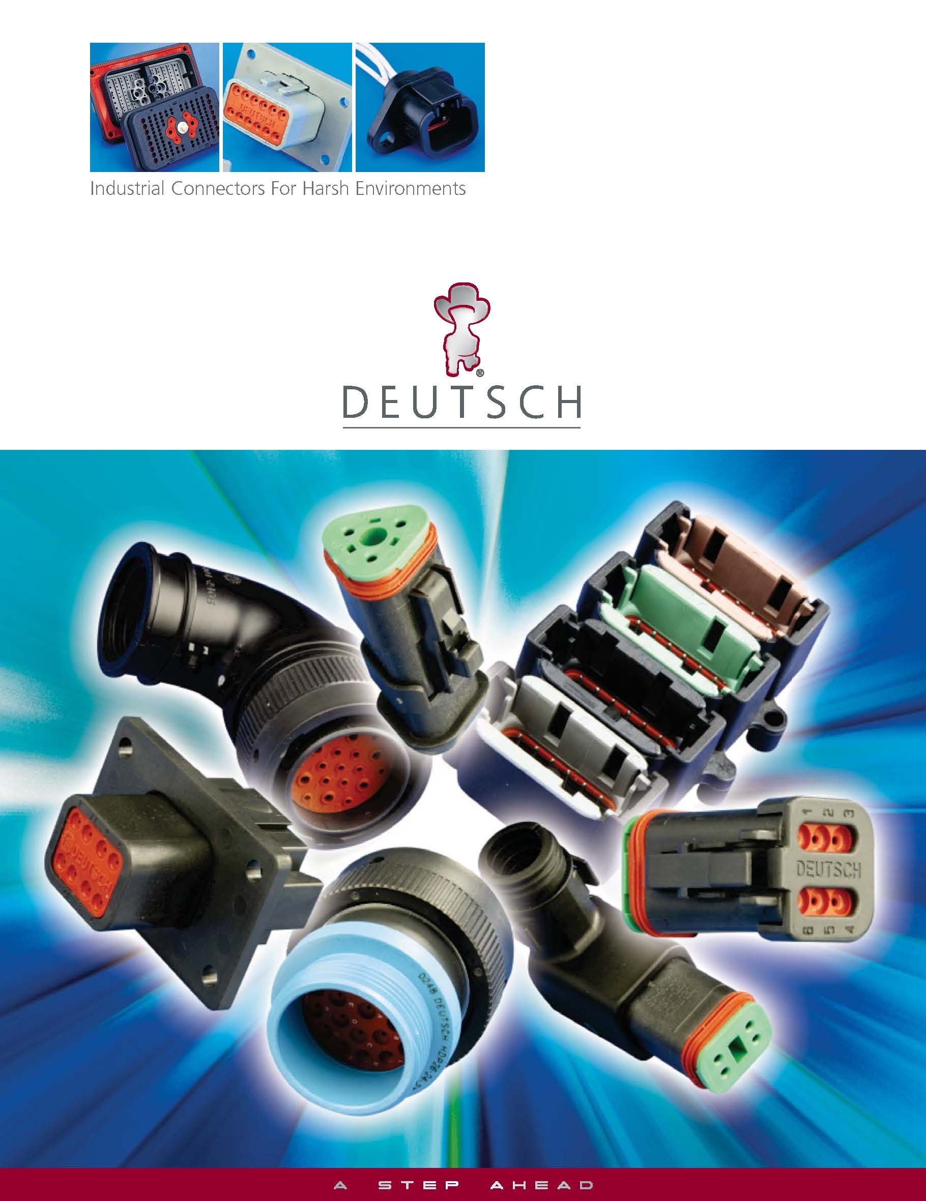 Deutsch DT Connectors - Waterproof - TheElectricalDepot.com Great Prices